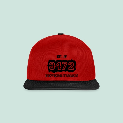 Established 3472 Beverungen - Snapback Cap