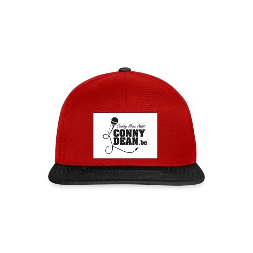 CONNY DEAN klever 45x45 001 - Snapback cap
