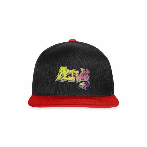 ALIVE TM Collab - Snapback Cap