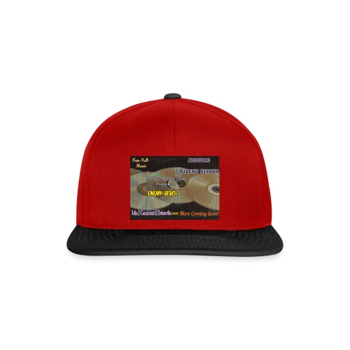 Enemy_Vevo_Picture - Snapback Cap