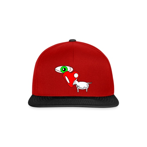Eye luv Ewe - Snapback Cap