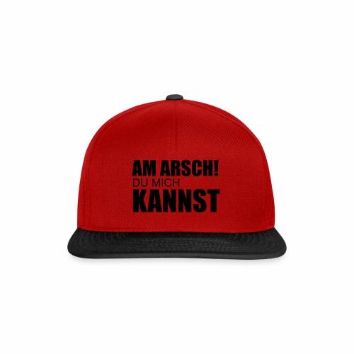 Am Arsch - Snapback Cap
