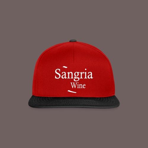 GBIGBO zjebeezjeboo - Fleur- Vin de Sangria [Flex] - Casquette snapback