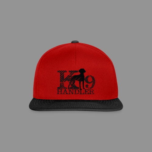 K-9 Handler - German Shorthaired Pointer - Snapback Cap