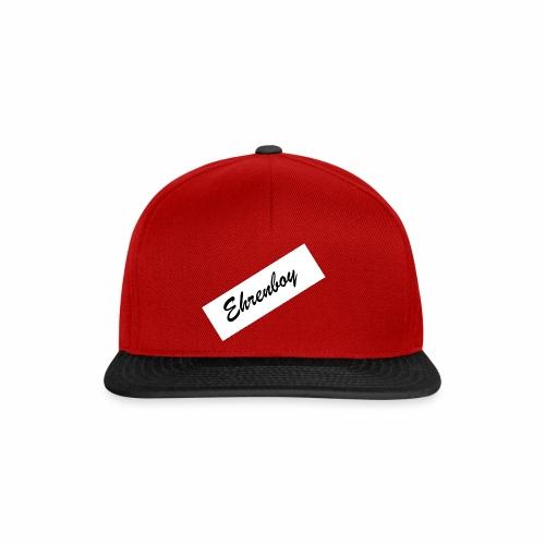 Ehrenboy Merch - Snapback Cap