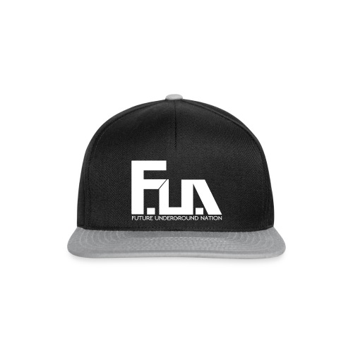 FUN LOGO CLEAR BACKGROUND - Snapback Cap