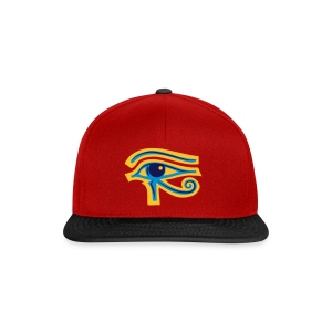 Ägypten-Auge des Horus - Snapback Cap