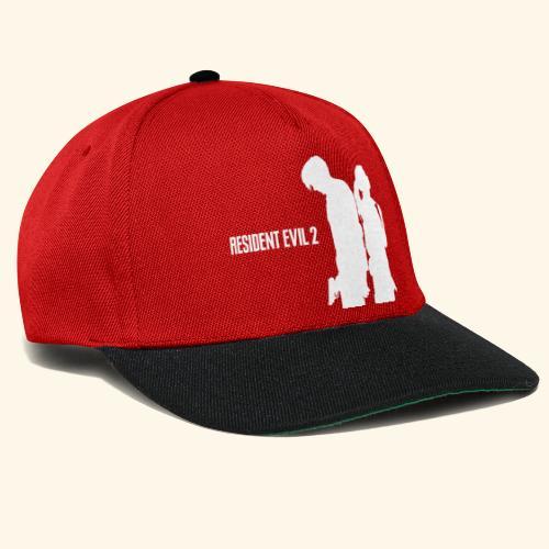 RE2 Leon Claire Logo Design - Snapback Cap