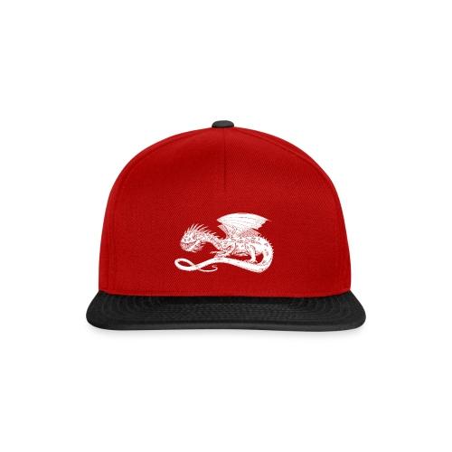 Pointy Dragon - Snapback Cap