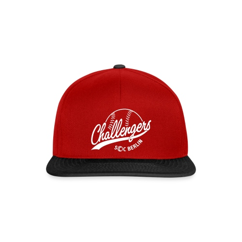 Challengers Logo - Snapback Cap