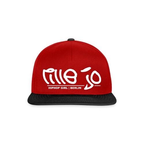 lillejo cap darkgrey png - Snapback Cap