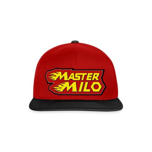 MasterMilo - Snapback cap