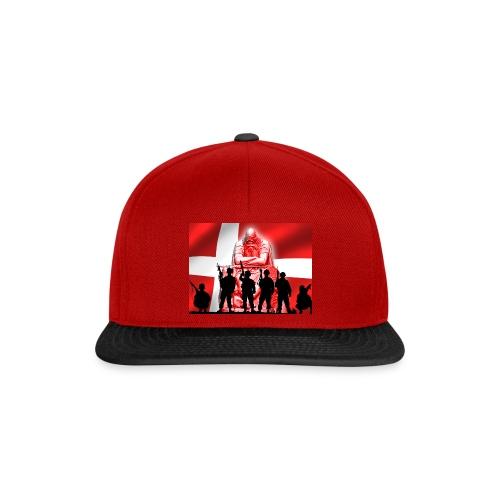 Holger Danske - Snapback Cap