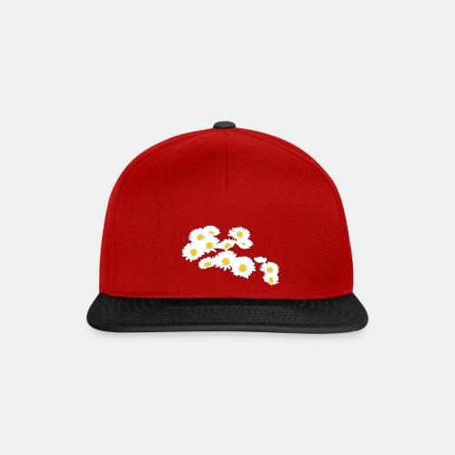 Spring Season Daisies - Snapback Cap