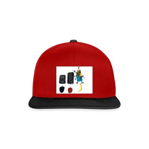 IMG_1019 - Snapback Cap