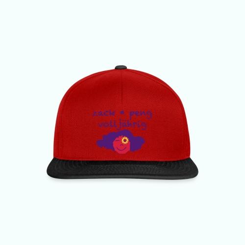 zack peng volljährig - Snapback Cap