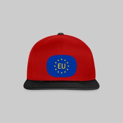 VJocys European Union EU - Snapback Cap