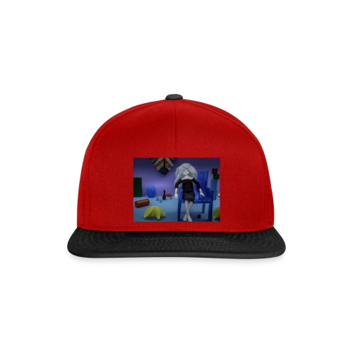 Pop in een fantasie wereld - Snapback cap