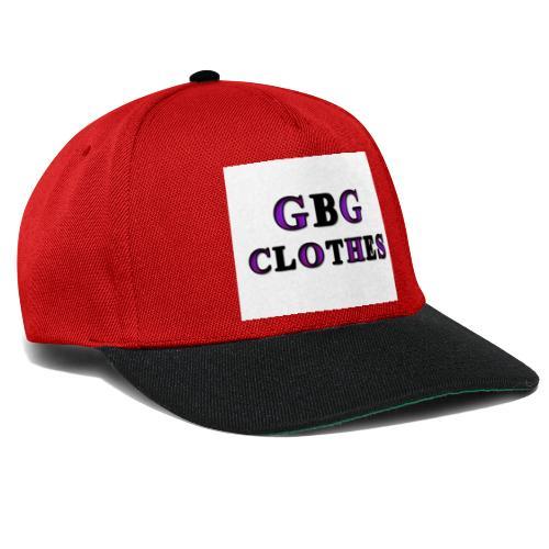 GBG CLOTHES - Snapbackkeps