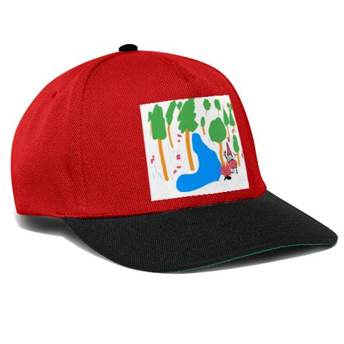 Death in the Forest - Snapback Cap