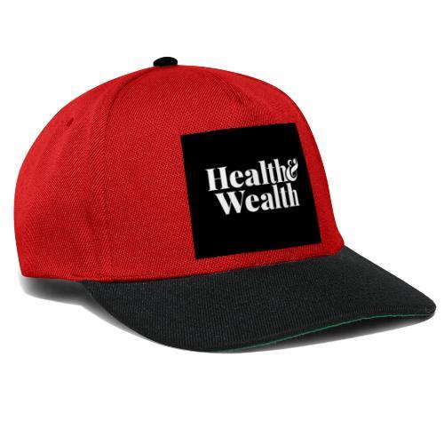 Wealth & Wealthy - Gorra Snapback
