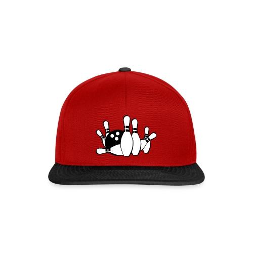 Bowling - Snapback cap