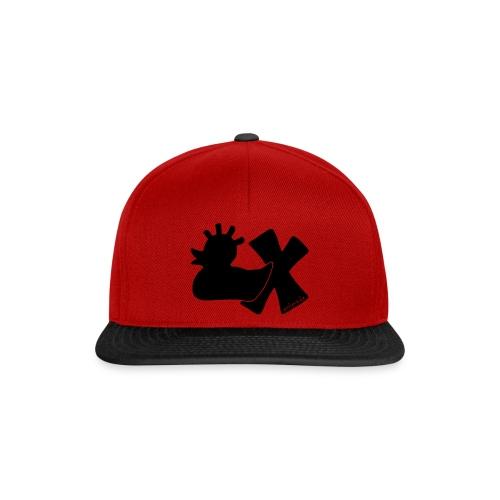 PunkEnte mit X v3.3 - Snapback Cap
