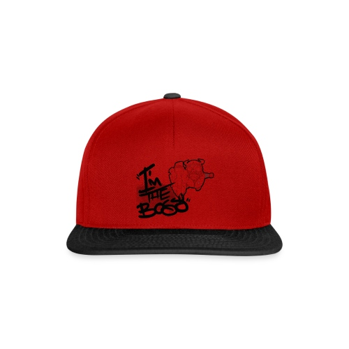 I´m The Boss - Gorra Snapback