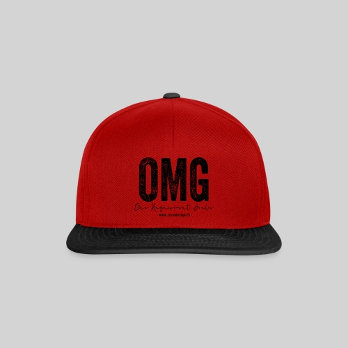 OMG - One Magnificent Goalie - Snapback Cap