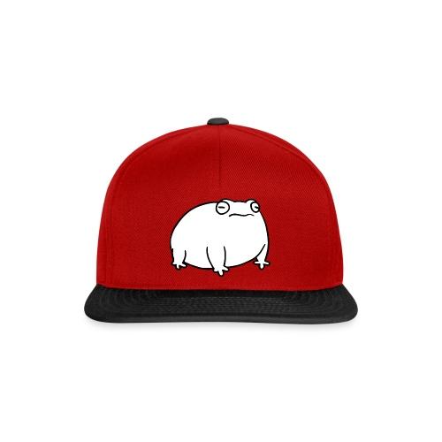 black ribbet - Snapback Cap