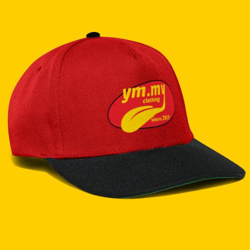 YM.MY clothing LOGO - Snapback Cap