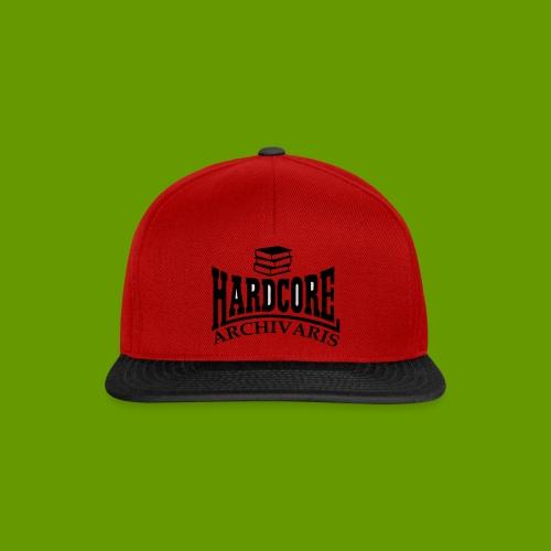 voorkant1 - Snapback cap
