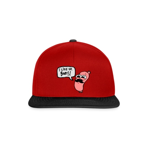 Mr. Sausage - Snapback Cap