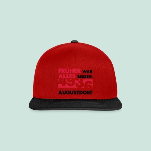 Früher 4936 Augustdorf - Snapback Cap