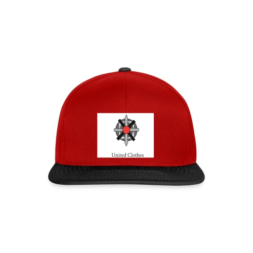 United clothes Logo - Snapback cap