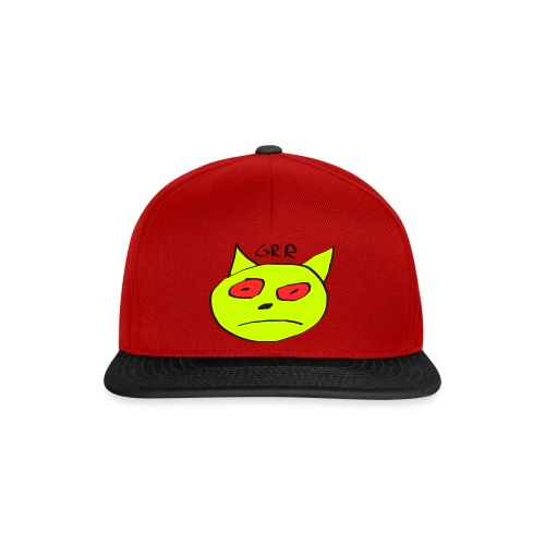 grr - Snapback Cap