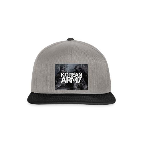 korean army - Snapback Cap