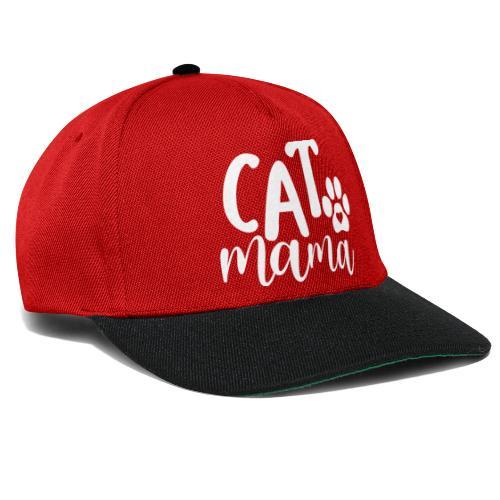 CAT MAMA - Casquette snapback