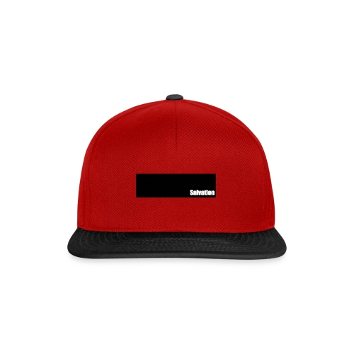 Salvation - Snapback Cap