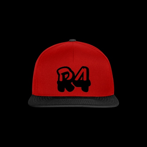 R4KS1NG logo - Snapback Cap