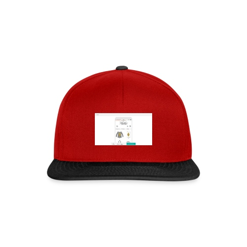 00-1_Preview_Mobile - Snapback Cap