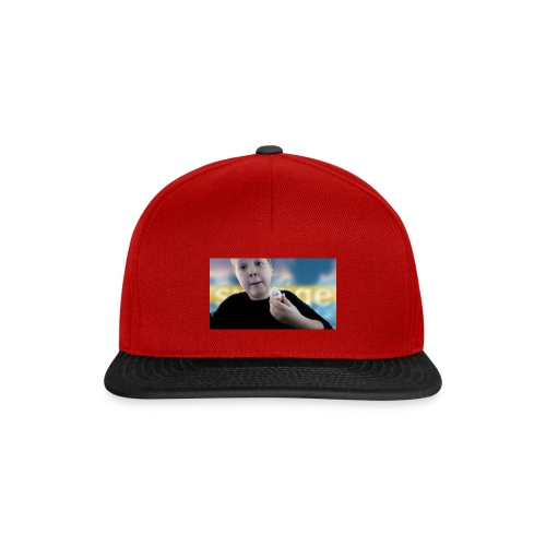 Arvid the king - Snapbackkeps