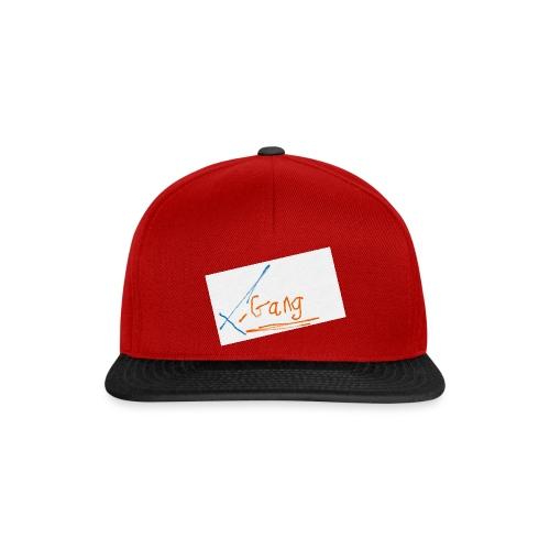 t-gang snapback cap - Snapback Cap