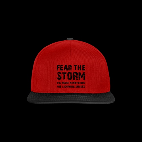 Fear The Storm - Snapbackkeps