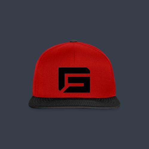 G Logo Black - Snapback cap