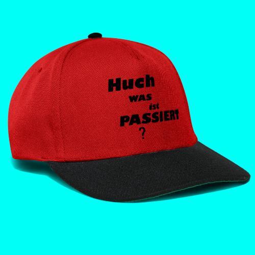 Huch Kollektion - Snapback Cap