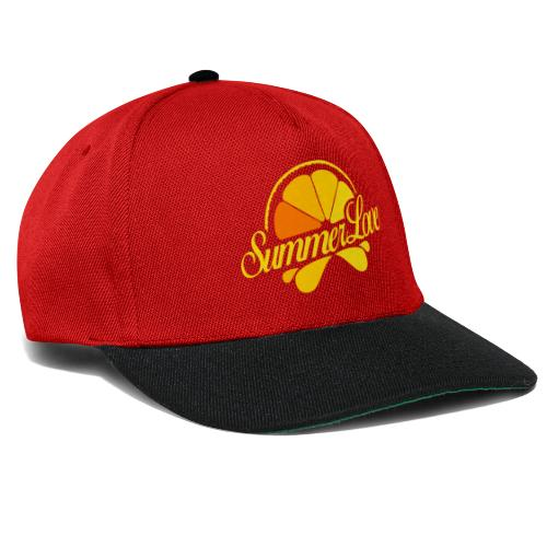Logo Summer Love 06 - Snapback cap