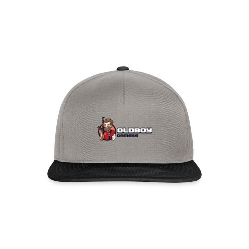 Oldboy Gamers Fanshirt - Snapback-caps