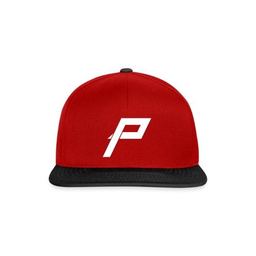Phankon Logo Weiß png - Snapback Cap