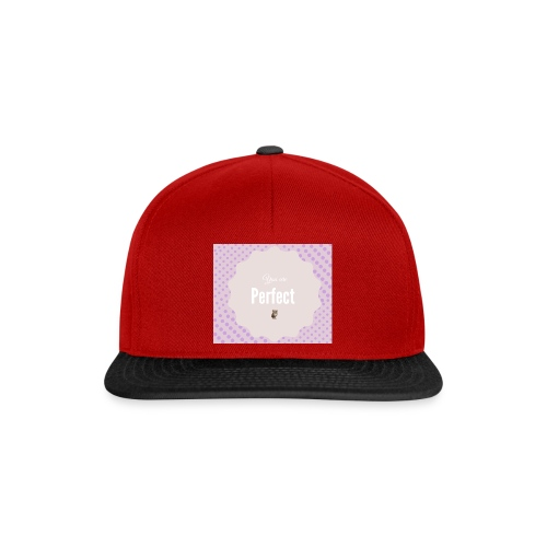 You are perfect - Gorra Snapback